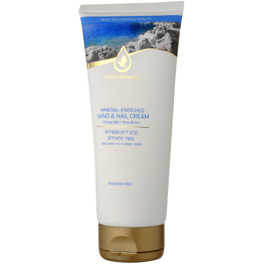 Extra Mineral ���� ��� ��� � ������ � ���������� (Mineral Enriched Hand & Nail Cream 180ml)